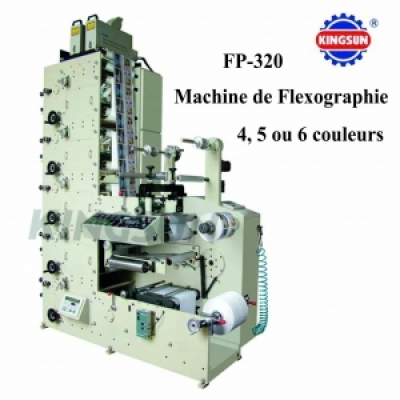 Flexo Printing Press