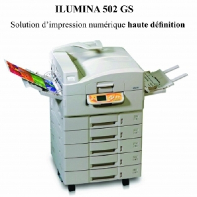 502 GS Digital Color Press