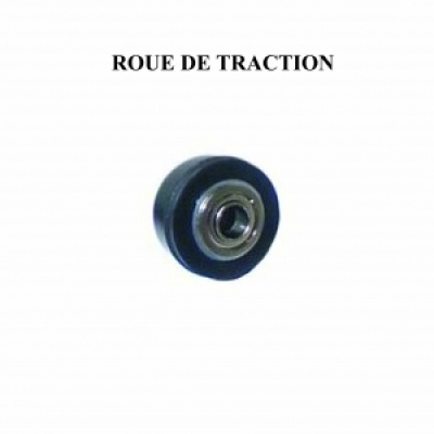 Roue de traction